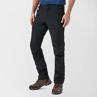 New Columbia Men's Triple Canyon Walking Trousers Black