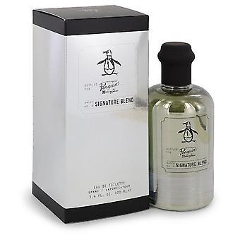 Original Penguin Signature Blend Eau De Toilette Spray By Original Penguin 100 ml