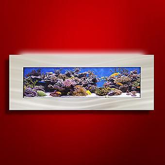 Aussie Aquariums 2.0 Wand montiert Aquarium - Vista