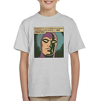 Den fantom nemesis av Evil doers Kid ' s T-shirt