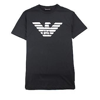 Emporio Armani GA Eagle T-skjorte svart