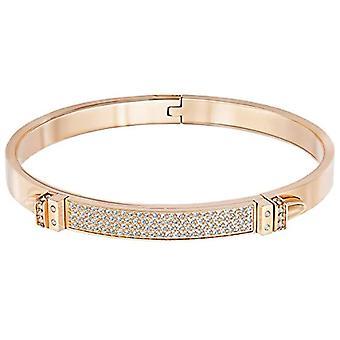 Swarovski 5184154 - Women's bracelet with stainless steel - crystal - Rose Gold - S