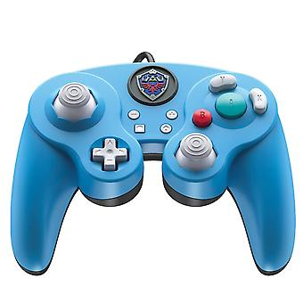 PDP Nintendo Zelda Breath of the Wild Wired Smash Pad Pro Switch