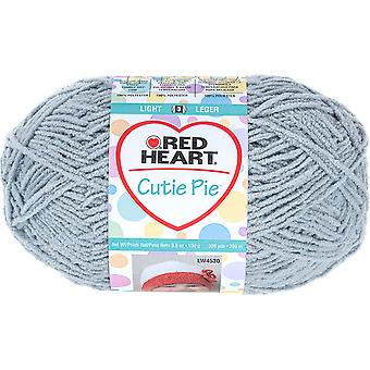 Red Heart Cutie Pie Yarn-Koala E834-419