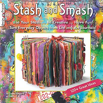 Design Originals Stash And Smash Journal Do 5380