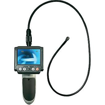 Endoscope VOLTCRAFT BS-300XRSD Probe diameter: 8 mm Probe length: 183 cm Exchangeable camera attachment, Detachable scr