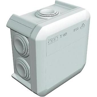 OBO Bettermann Wet-room junction boxes Light grey (RAL 7035) IP55