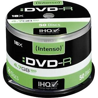 Blank DVD-R 4.7 GB Intenso 4101155 50 pc(s) Spindle