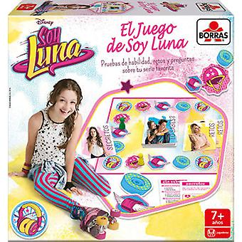 Educa Soy Moon Game (Toys , Boardgames , Knowledge)