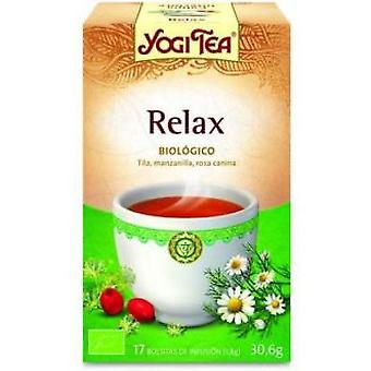 Yogi Tea Relaxation Infusion 17 Bags (Dietetics and nutrition , Herbalist's , Teas)