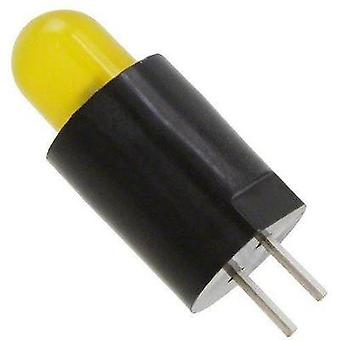 LED component Yellow (L x W x H) 18.88 x 7.14 x 7.14 mm Dialight