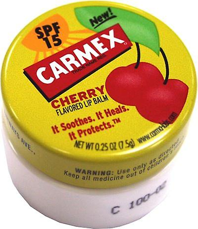 Carmex Cherry SPF15 Lip Balm Pot