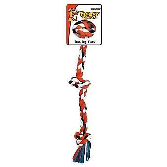 Flossy Chews 3 Knot Tugs Mini 25cm