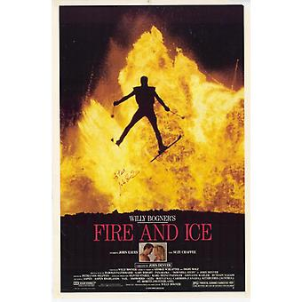 Fire and Ice Movie Poster Print (27 x 40)