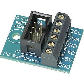 C-Control Driver 198280 I²C Compatible with: C-Control