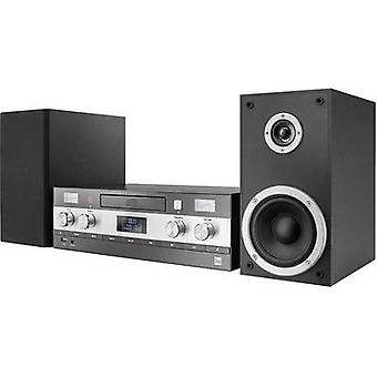 Audio system Dual DAB-MS 130 AUX, Bluetooth, CD, DAB+, FM, USB, Black