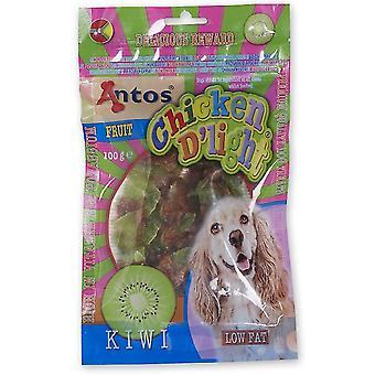 Antos pollo Light Kiwi 100g (confezione da 10)