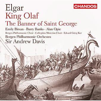 Elgar / Birsan / Banks / Opie / Bergen Philharm - King Olaf [SACD] USA import