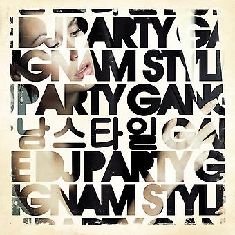 DJ Party - Gangnam Style Acappella USA import