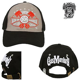 Gas monkey garage Cap trucker made in America