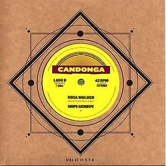 Grupo Arembepe - Afoxe Ponto De Oxossi / Rosa Mulher [Vinyl] USA import