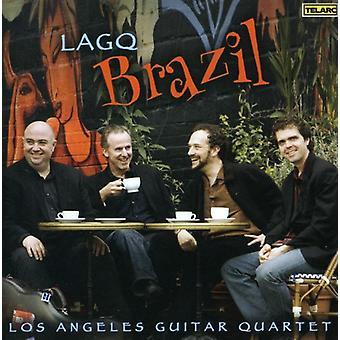 LAGQ - Lagq Brazilië [CD] USA import