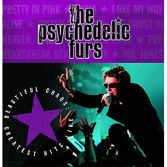 Psychedelic Furs - schönes Chaos: Greatest Hits Live [CD] USA Import