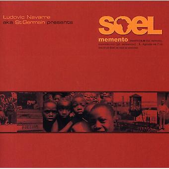 Soel - Memento [CD] USA import