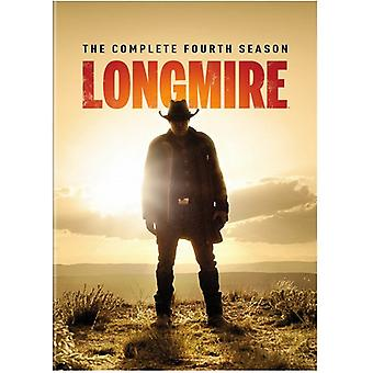 Longmire: The Complete Fourth Season [DVD] USA import