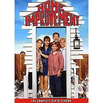Hjem forbedring: Complete sjette sæson [3 Discs] [DVD] USA import