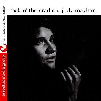 Judy Mayhan - Rockin' the Cradle [CD] USA import
