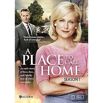 Lugar para llamar hogar: importación de Estados Unidos serie 1 [DVD]