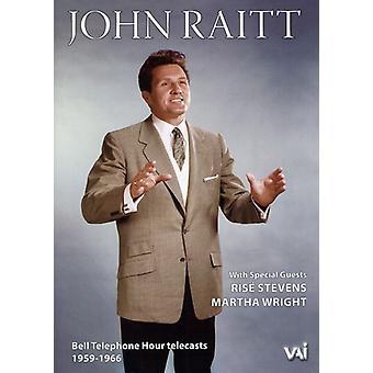 John Raitt - Bell Telephone Hour 1960-1966 [DVD] USA import