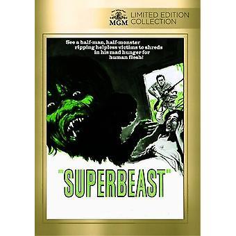 Superbeast [DVD] USA import