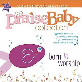 Ros barnet samling - født til tilbedelse [CD] USA import