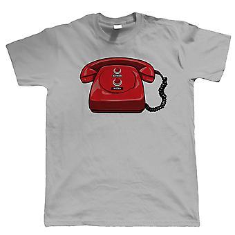 Batphone Mens Funny T Shirt