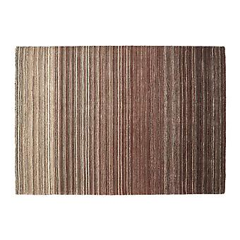 Fine Stripe Natural  Rectangle Rugs Plain/Nearly Plain Rugs