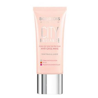 Bourjois Paris City Radiance Fondo De Maquillaje 03 Beige Clair (Make-up , Face , Bases)