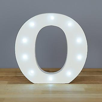 LED letter - Yesbox lights letter O