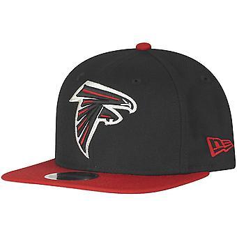 New Era Original-Fit Snapback Cap - Atlanta Falcons schwarz