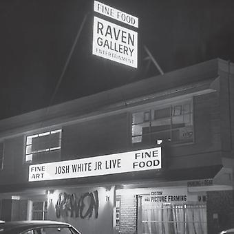 Josh White Jr - Live på Raven galleri [CD] USA importen