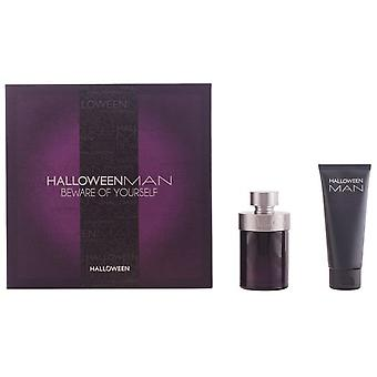 Jesús del Pozo Man Halloween Pack 2 Pieces (Woman , Perfume , Gift Wraps)