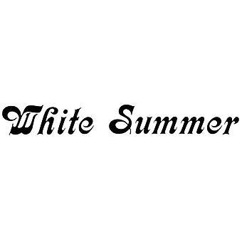 Hvid sommer - hvid sommer [CD] USA import