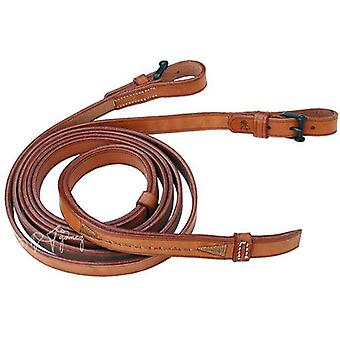 Hermanos Gómez Black Cowgirl Rein (Horses , Horse riding equipment , Head stall , Reins)