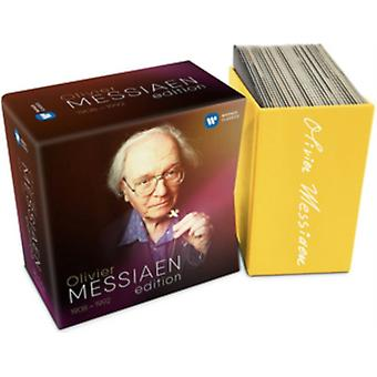The Olivier Messiaen The Olivier Messiaen Edition by Various
