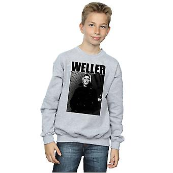 Paul Weller Boys Legend Photo Sweatshirt
