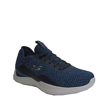 Skechers Mens Trainers 52662 Navy