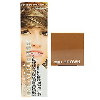 Stargazer Semi Permanent Hair Dye Mid Brown
