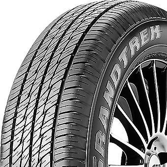Pneus toutes saisons Dunlop Grandtrek ST 20 ( 215/70 R16 99H , à droite )