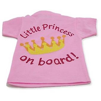 Indigo Little Princess On Board T Shirt